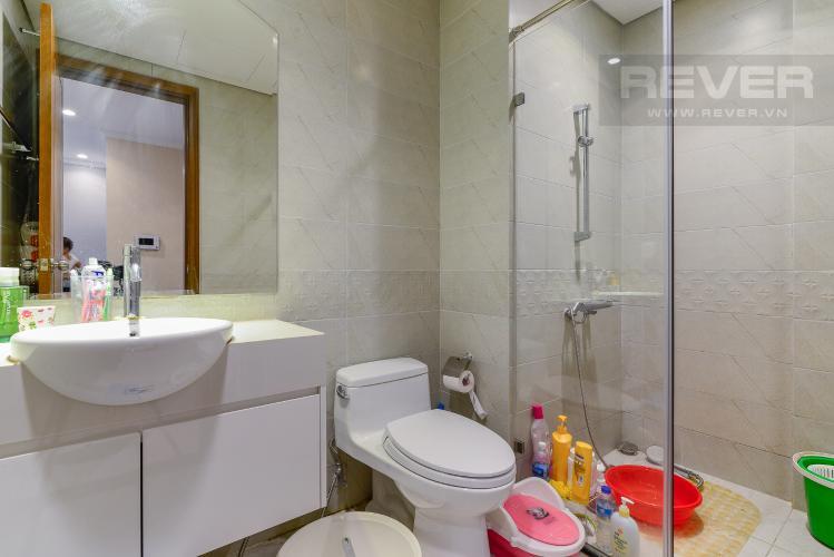 Phòng Tắm 1 Căn hộ Vinhomes Central Park 3 phòng ngủ tầng cao C3 nội thất đầy đủ