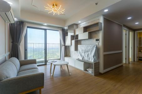Cho thuê căn hộ Masteri Thảo Điền tầng cao, 3PN, view sông