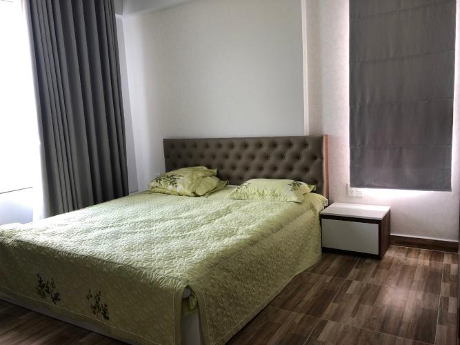 Phòng ngủ Sunrise Riverside Căn hộ Sunrise Riverside tầng cao đón view thành phố đủ nội thất.