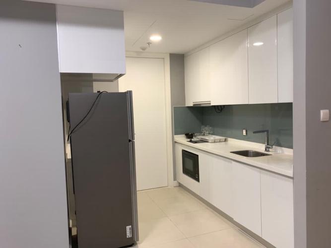 Phòng bếp căn hộ Gateway Thảo Điền Căn hộ Gateway Thảo Điền tầng cao, view thành phố thoáng mát.