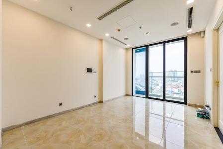 Căn hộ Vinhomes Golden River 2 phòng ngủ tầng trung A4 nhà trống