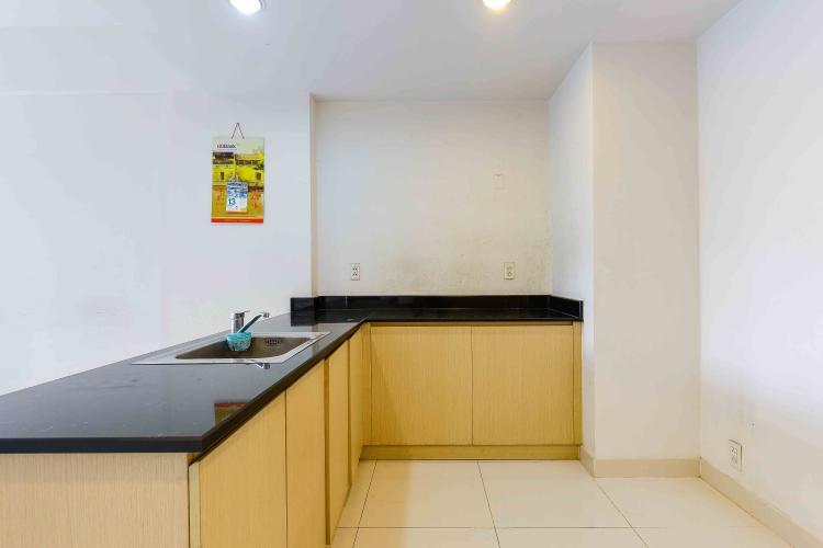 Bếp Bán căn hộ The ParcSpring tầng 3, diện tích 50m2 2PN 2WC, view nội khu