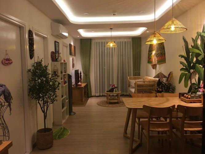 Căn hộ Saigon South Residence nội thất sang trọng, hướng Đông.