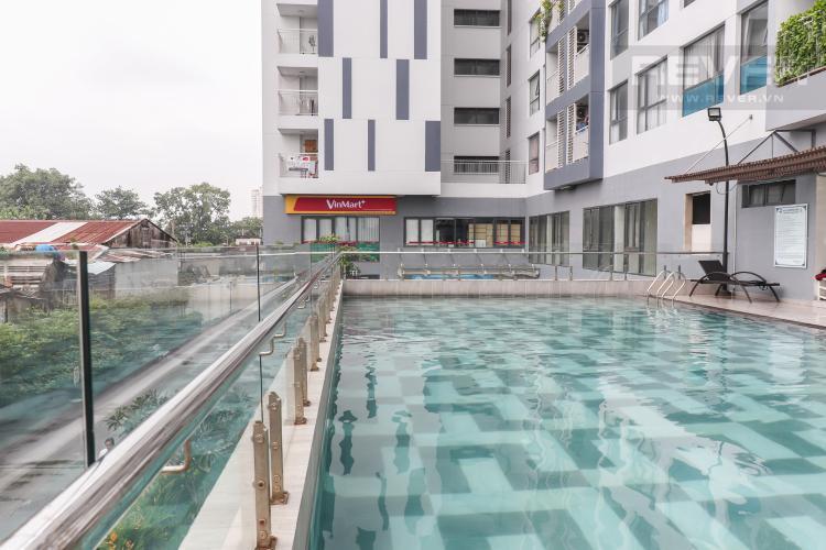 Hồ Bơi Bán căn hộ Riva Park 2PN, tầng cao, diện tích 80m2, view thành phố