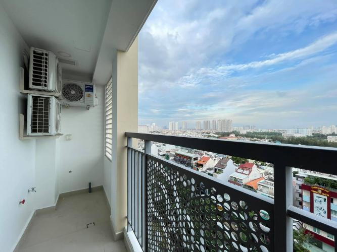 View căn hộ Saigon Mia , Huyện Bình Chánh Căn hộ Saigon Mia tầng 7 cửa chính hướng Tây, nội thất đầy đủ hiện đại.