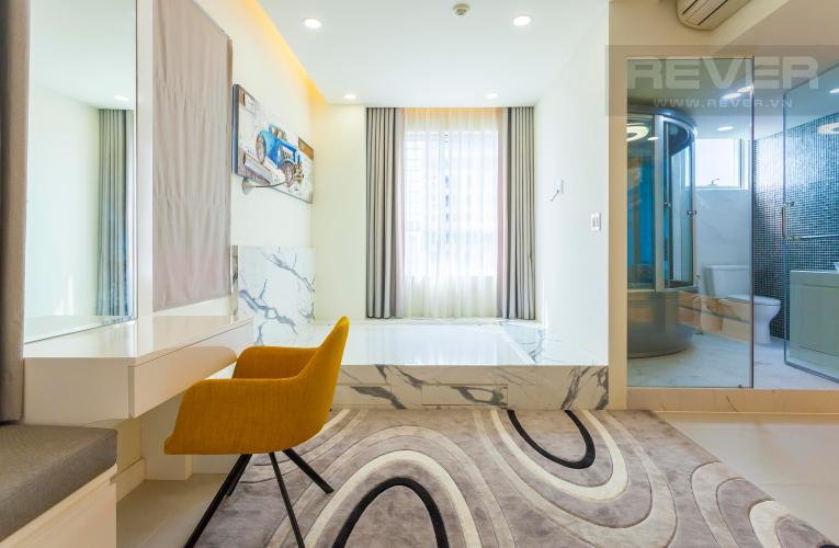 Phòng Ngủ 2 Căn hộ Lexington Residence 3 phòng ngủ tầng trung LB đầy đủ nội thất