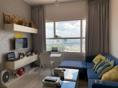 Cho thuê căn hộ Sunrise City tầng 30, diện tích 76m2, view nhìn thông thoáng, mát mẻ