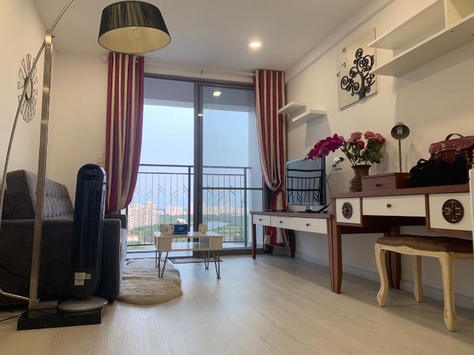 Cho thuê căn hộ Saigon South Residence, tầng cao đầy đủ nội thất