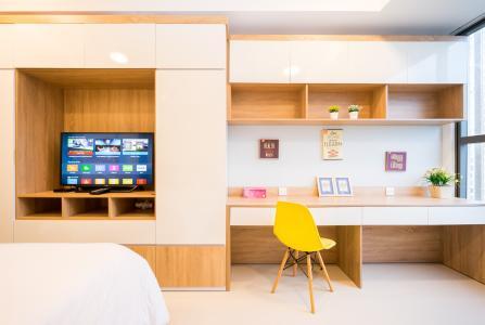 Cho thuê căn hộ RiverGate Residence 1PN, tháp B, diện tích 26m2, đầy đủ nội thất