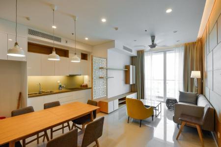 Bán căn hộ Sarimi Sala Đại Quang Minh 2PN, đầy đủ nội thất, view Bitexco và Empire City