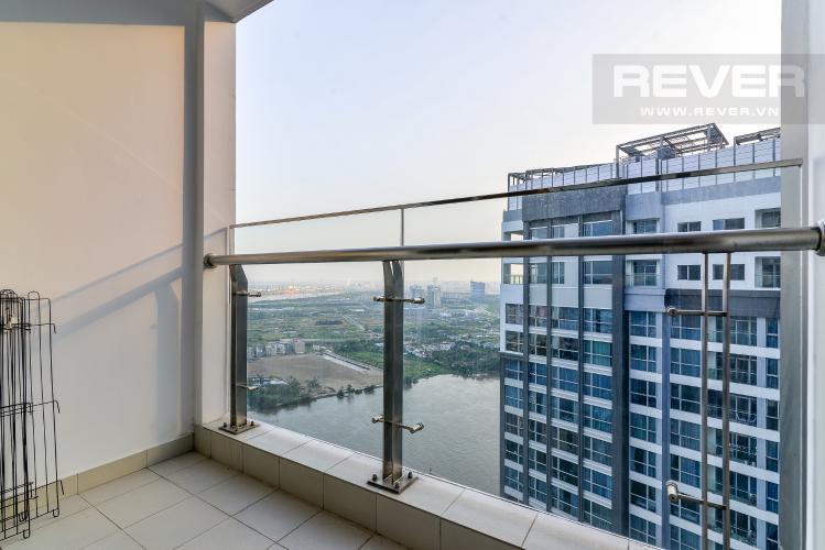View Căn hộ Vinhomes Central Park tầng cao tháp Park 2, 3PN nội thất đầy đủ