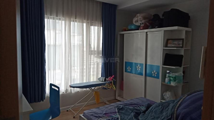 Phòng ngủ An Gia Skyline Căn hộ An Gia Skyline hướng Tây Nam, view trung tâm Quận 1.