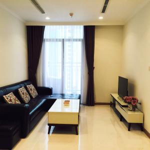 Cho thuê căn hộ tại Vinhomes Central Park 1 phòng ngủ, diện tích sử dụng lên đến 51.2m2