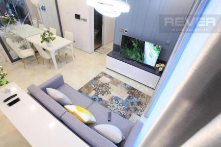 Cho thuê căn hộ Vinhomes Golden River 2PN, tầng thấp, tháp The Aqua 2, đầy đủ nội thất, view hồ bơi