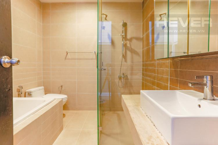 Phòng Tắm 1 Căn hộ Sunrise City tầng thấp, tháp V6, 3 phòng ngủ, full nội thất