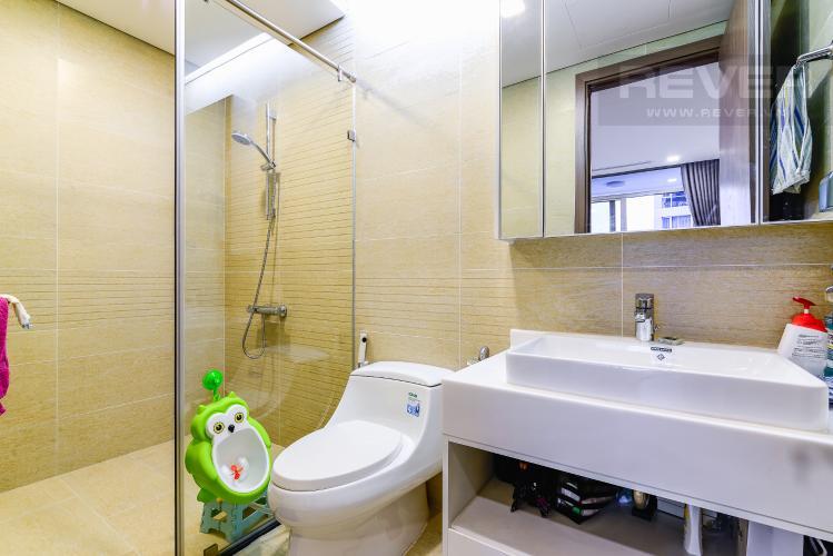Phòng Tắm 2 Căn hộ Vinhomes Central Park tầng cao 3PN view sông, nội thất hoàn chỉnh