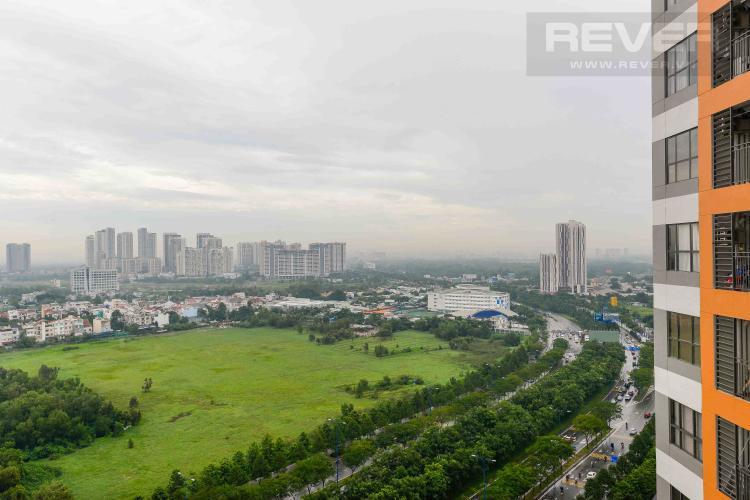 View Bán căn hộ The Sun Avenue 2PN, tầng trung, block 3, view đại lộ Mai Chí Thọ