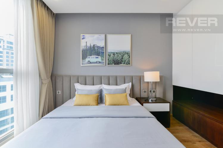 Phòng Ngủ 2 Căn góc Vinhomes Central Park tầng cao Park 2 thiết kế đẹp, tiện nghi