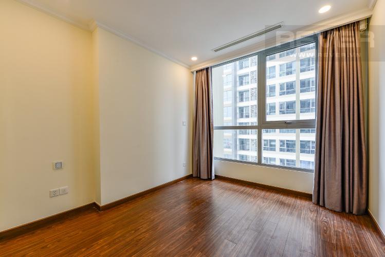 Phòng ngủ Căn hộ Vinhomes Central Park 1 phòng ngủ tầng cao L6 nhà trống