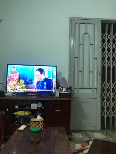 Phòng khách chung cư Chu Văn An Bán căn hộ chung cư Chu Văn An, phường 26, quận Bình Thạnh, diện tích 60.32m2, 2 phòng ngủ chính hướng Tây Bắc.