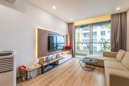 Bán căn hộ The Gold View Quận 4, tầng thấp, 2PN, đầy đủ nội thất