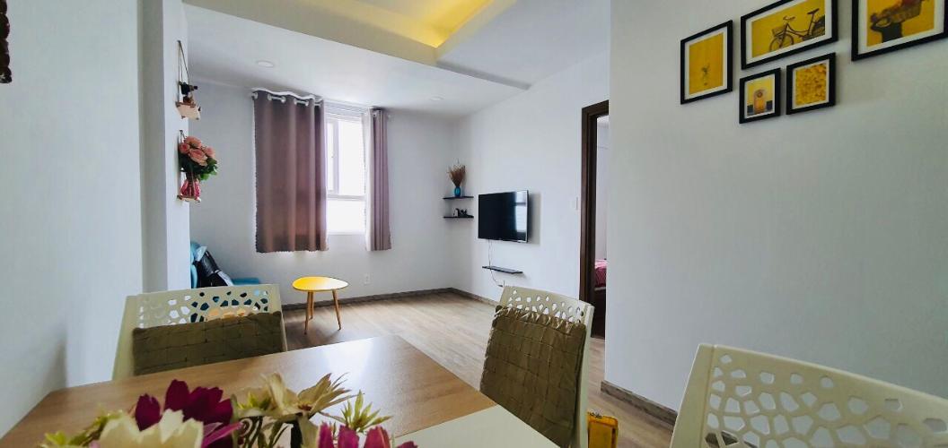 Cho thuê căn hộ nội thất đầy đủ Chung cư Sky 9 - Tháp CT3