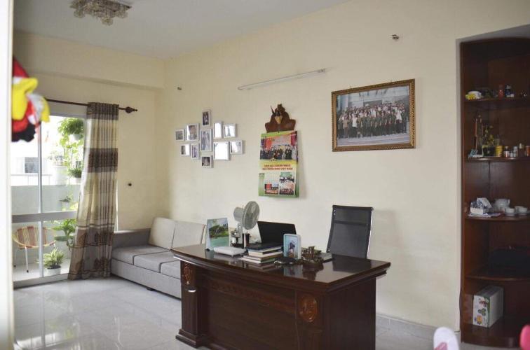 Căn hộ chung cư Lê Thành đầy đủ nội thất, view thành phố thoáng mát.