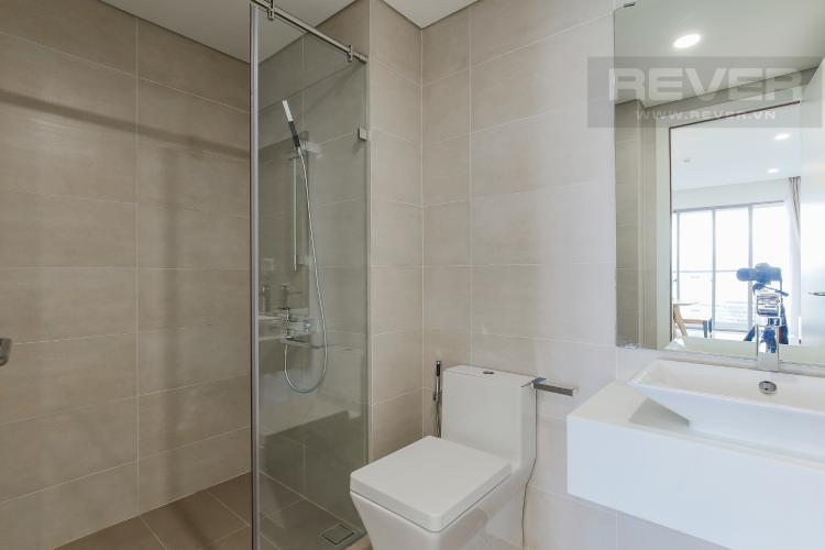 Phòng Tắm 2 Căn hộ Masteri Millennium tầng cao block B, 2PN, nội thất đầy đủ, view kênh