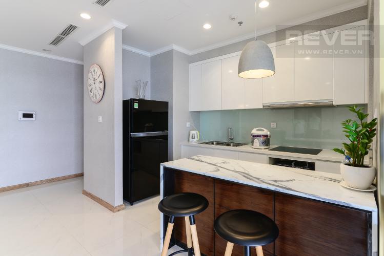 Nhà Bếp Căn hộ Vinhomes Central Park 3 phòng ngủ tầng trung C3 đầy đủ nội thất