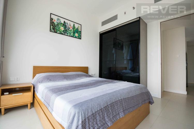 Phòng Ngủ 2 Cho thuê căn hộ Gateway Thảo Điền tầng cao 2 phòng ngủ, đầy đủ nội thất, view sông đẹp