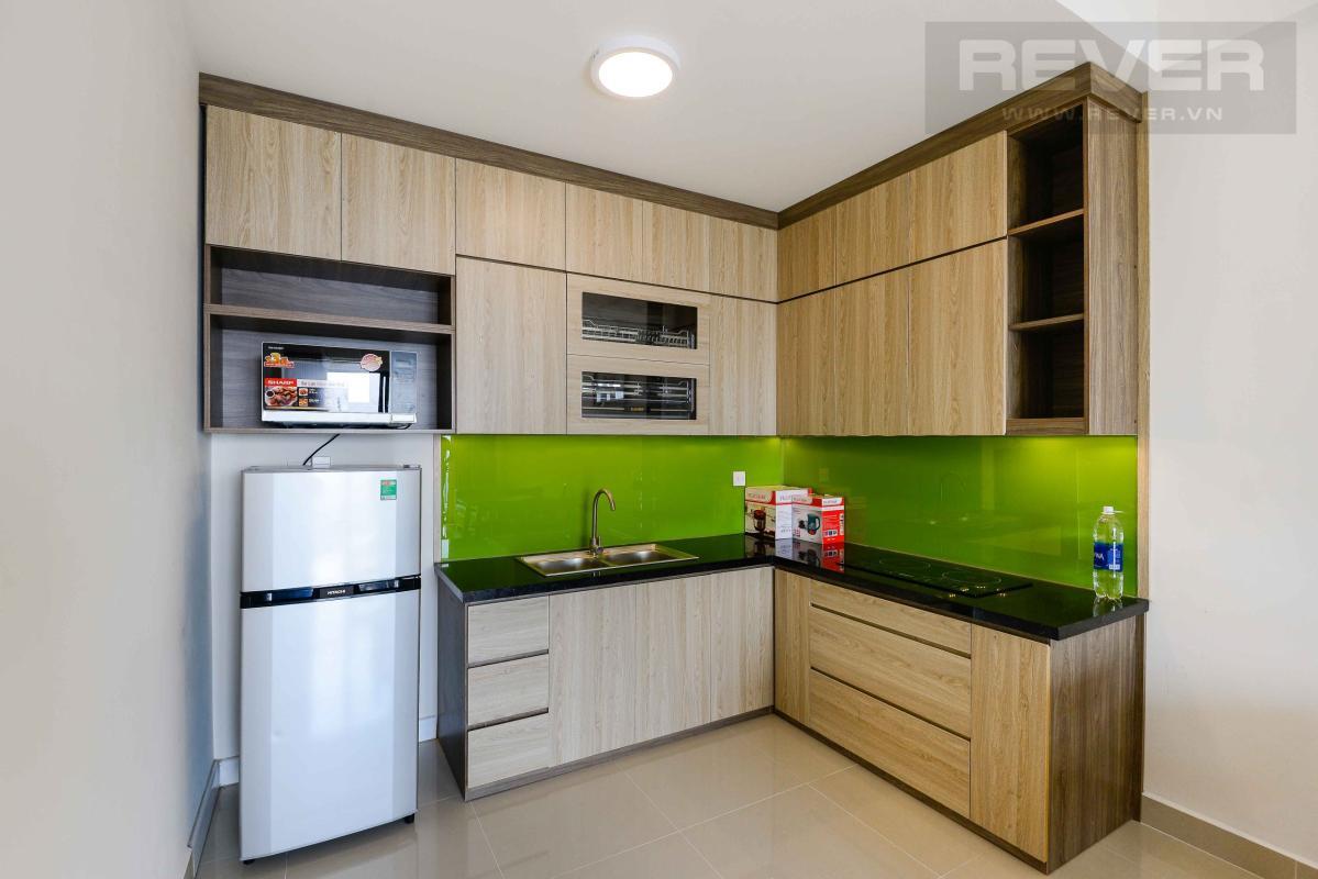 BEP Cho thuê căn hộ The Sun Avenue 2 phòng ngủ, tầng cao, block 5, view Đông Nam thoáng mát