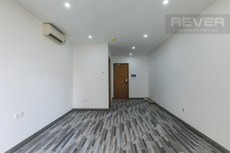 Phòng Khách Cho thuê Office-tel Masteri Millennium tầng thấp, thiết kế hiện đại