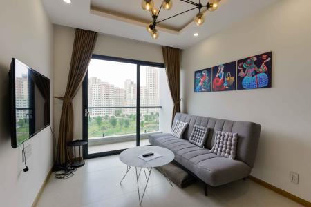 Cho thuê căn hộ New City Thủ Thiêm 2PN, tháp Venice, đầy đủ nội thất, view Landmark 81