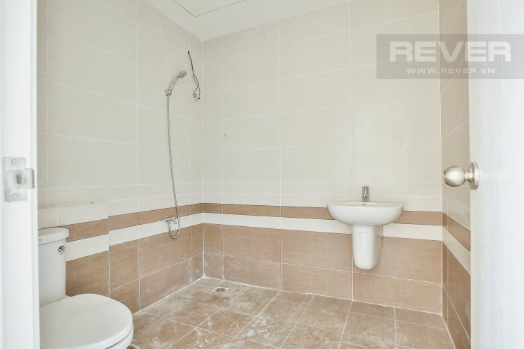 Toilet 1 Căn hộ The Park Residence 2 phòng ngủ tầng cao B5 nhà trống