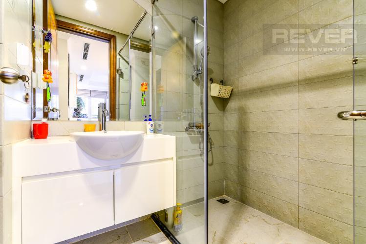 Phòng Tắm 1 Căn hộ Vinhomes Central Park 3 phòng ngủ tầng cao L1 hướng Bắc