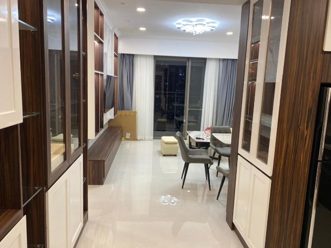 Nội thất Saigon South Residence  Căn hộ Saigon South Residence ban công hướng Tây, đầy đủ nội thất