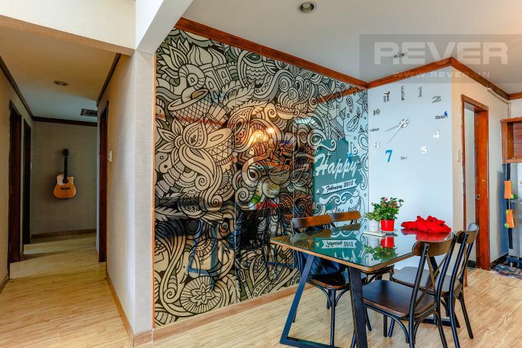 Phòng Ăn Và Lobby Căn hộ New Sài Gòn, tầng trung, tòa C, 2 phòng ngủ, full nội thất.