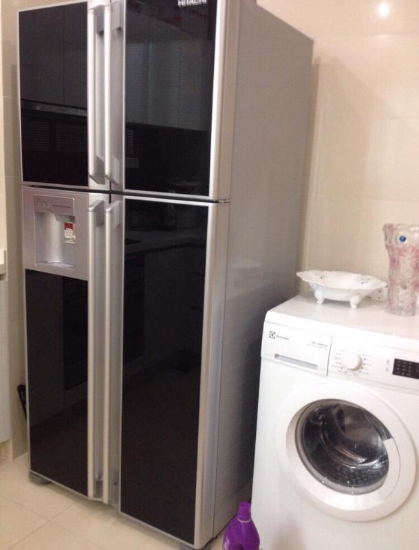 Tủ lạnh Bán hoặc cho thuê căn hộ The Vista An Phú 2PN, tháp T4, diện tích 101m2, đầy đủ nội thất, hướng Đông Bắc