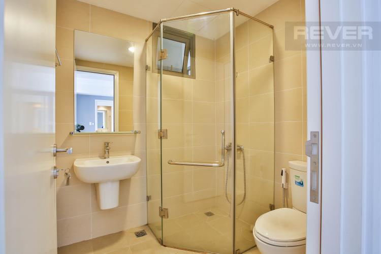 Toilet 1 Bán căn hộ Masteri Thảo Điền tầng trung, 2PN, view hồ bơi và bao quát thành phố