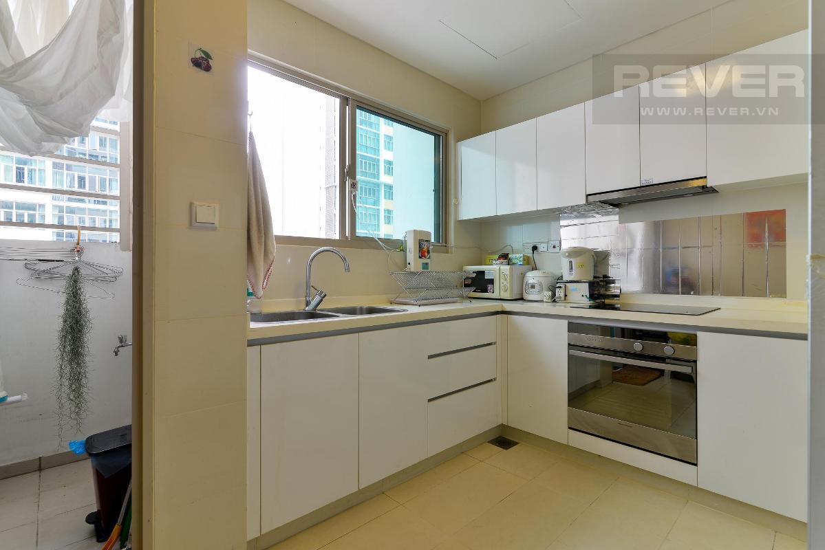 Bếp Cho thuê căn hộ The Vista An Phú 2PN, diện tích 101m2, đầy đủ nội thất, view hồ bơi yên tĩnh