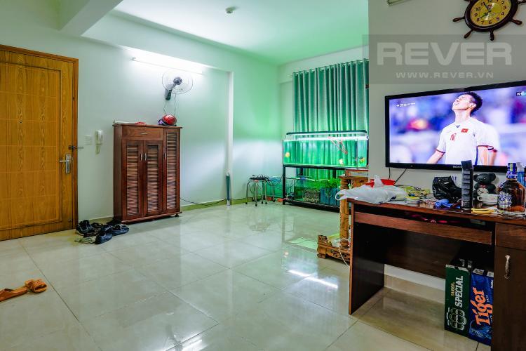 Phóng Khách Bán căn hộ The CBD Premium Home 3PN, có sổ hồng, tiện ích đầy đủ