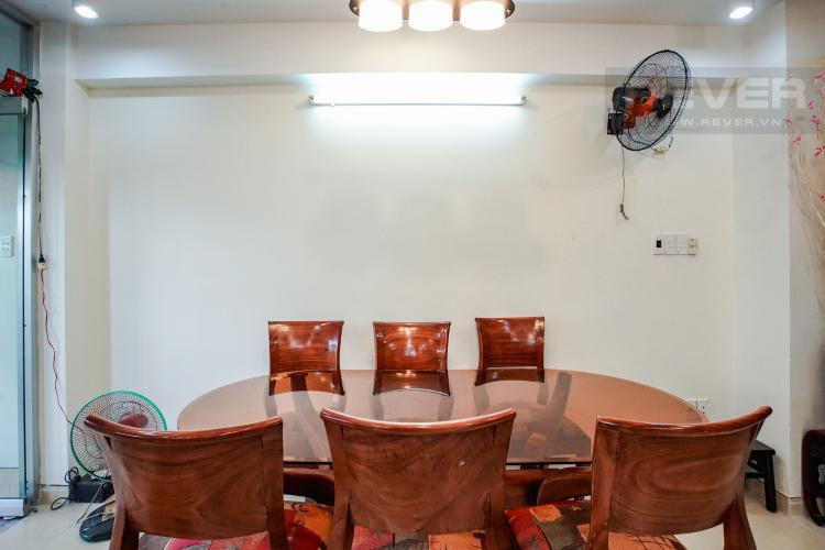 Phòng Ăn Bán nhà phố KDC Trung Sơn Q.7, 3 tầng, 17PN, diện tích sử dụng 350.4m2, có hầm để xe