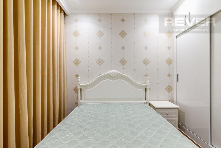 Phòng Ngủ 2 Căn hộ Vinhomes Central Park 2 phòng ngủ tầng trung L5 đầy đủ nội thất