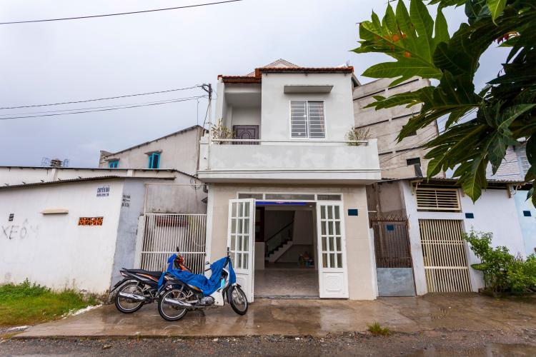 Nhà phố hẻm xe hơi đường Phạm Văn Đồng, sổ hồng đầy đủ