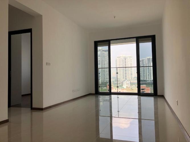 Căn hộ One Verandah nội thất cơ bản, view nội khu yên tĩnh.