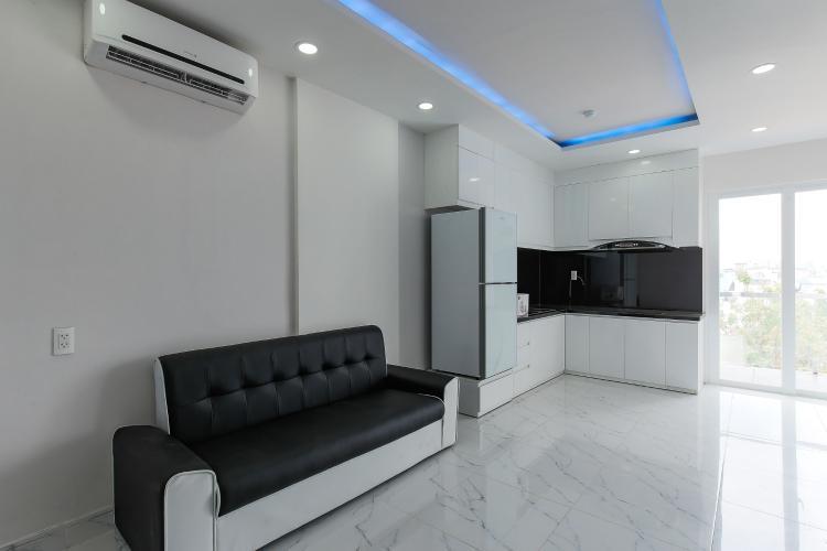 Căn hộ dịch vụ 1 phòng ngủ đường Trần Quang Diệu đầy đủ tiện nghi