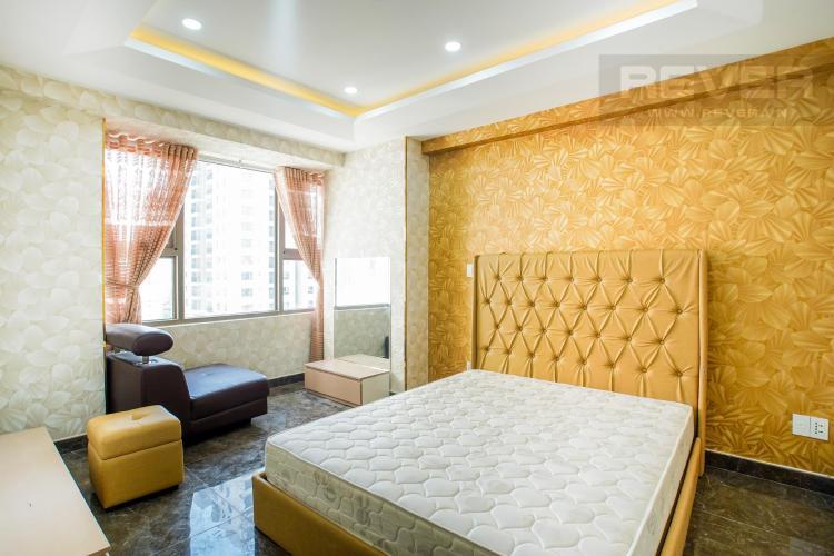 Phòng ngủ căn hộ Saigon South Residence Cho thuê căn hộ Saigon South Residence 3PN, diện tích 100m2, đầy đủ nội thất, view nội khu yên tĩnh