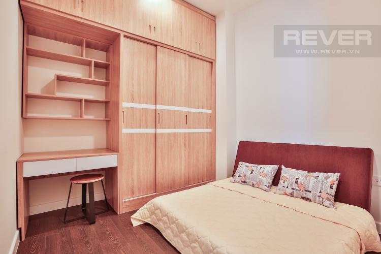 Phòng Ngủ 2 Căn hộ The Tresor 2 phòng ngủ tầng trung TS1 hướng Tây Nam