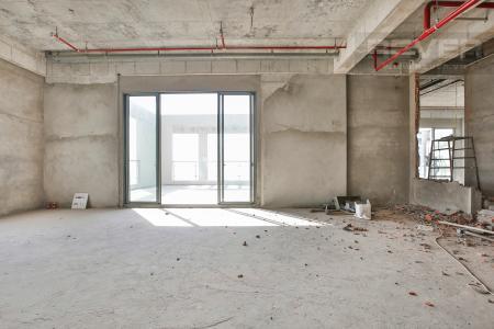 Penthouse 4 phòng ngủ Masteri Thảo Điền tháp T4