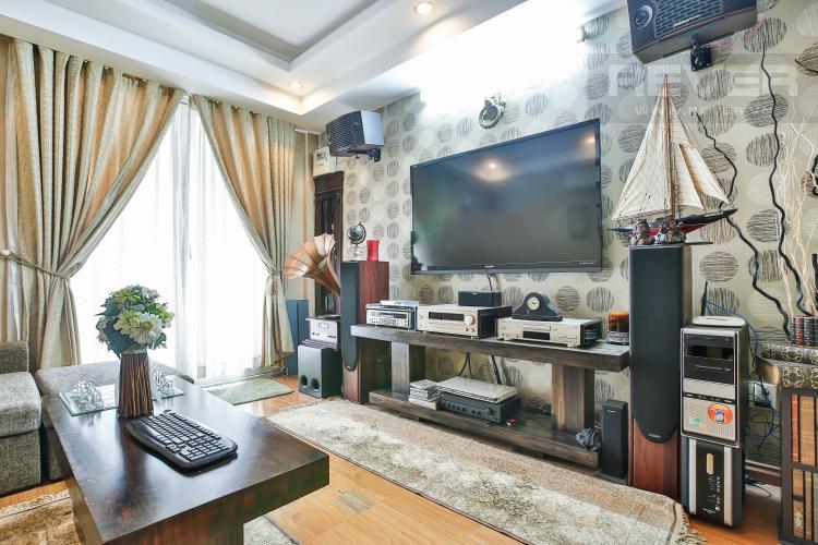 Phòng Relax Villa 2 mặt tiền đường 3 Làng Báo Chí, Thảo Điền thiết kế sang trọng, tiện nghi
